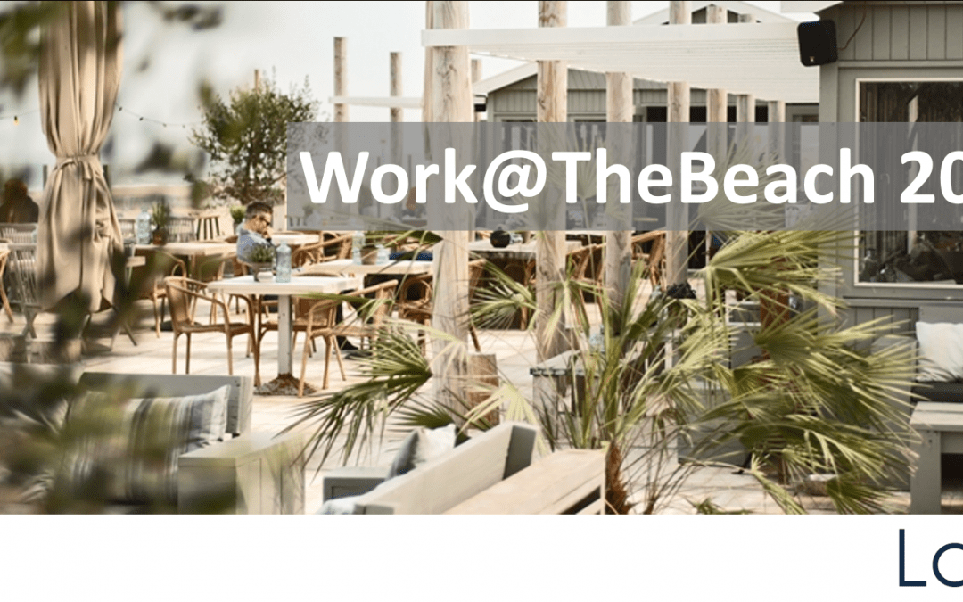 Work at the beach 2019